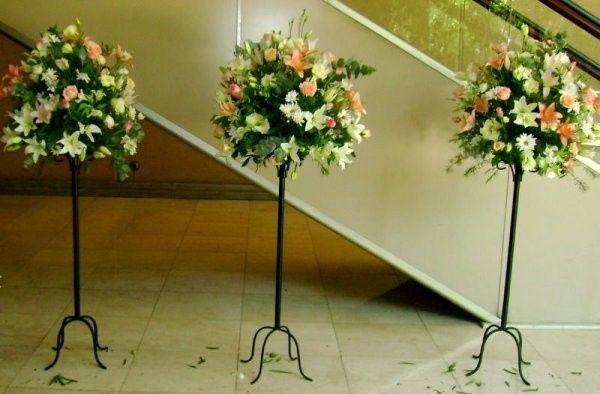 Pedestal Para Flores