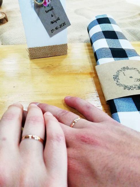 Me casé por el civil! 😍💍 1