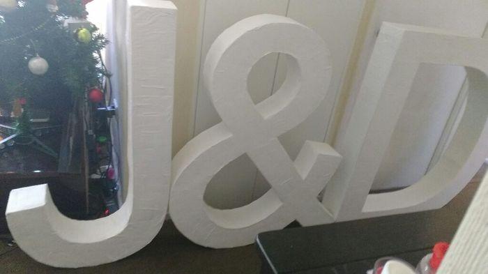 Letras grande - 1