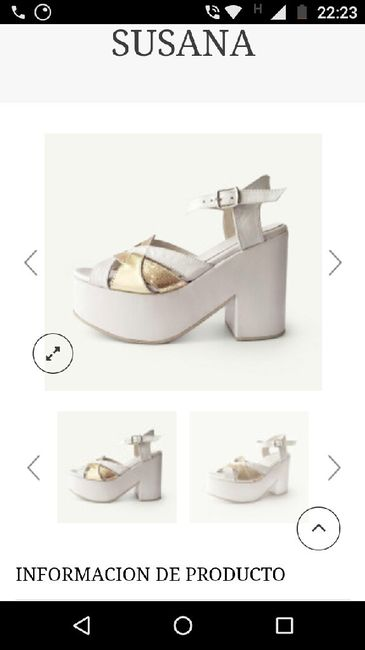 Zapatos nuevos - 1