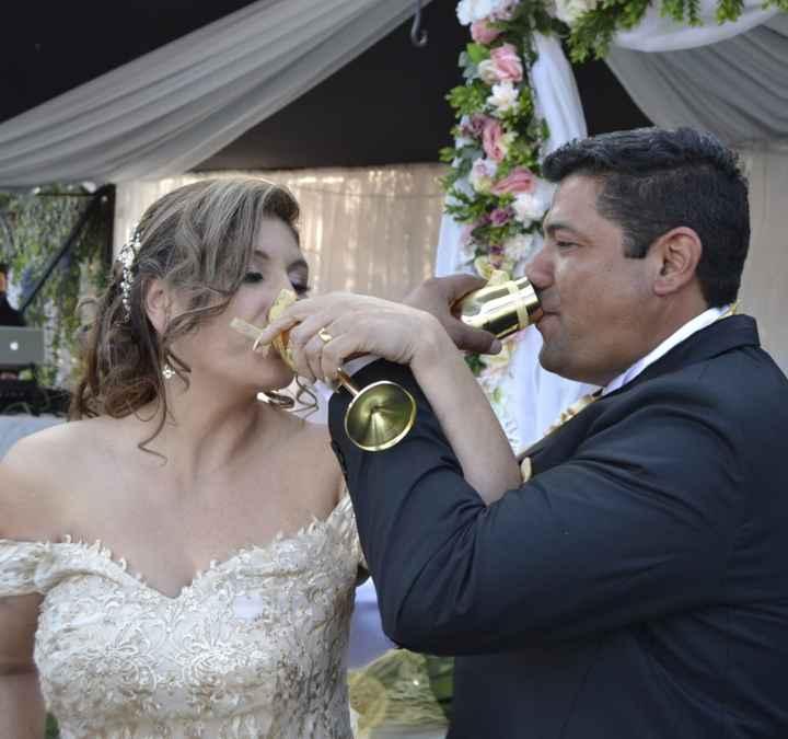 Recién Casados y lo prometido¡ - 14