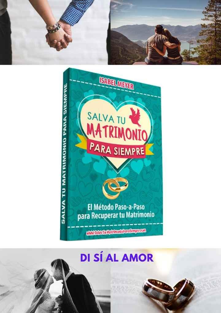 y me case! Somos espositos 💜 - 1