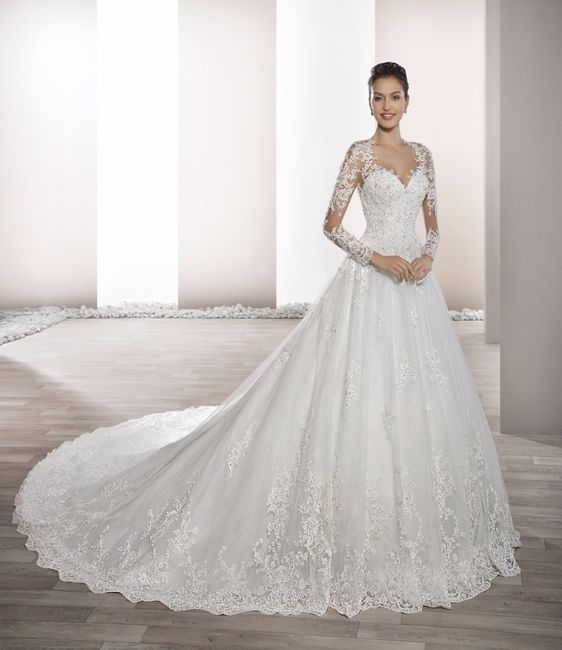 vestidos de novia con manga chile – vestidos baratos