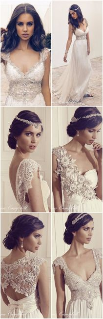 SI o NO de tu vestido de novia