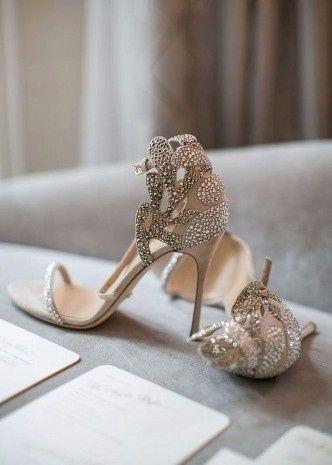 zapatos de novia: tendencia 2017/2018