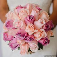 2- Ramo de novia natural