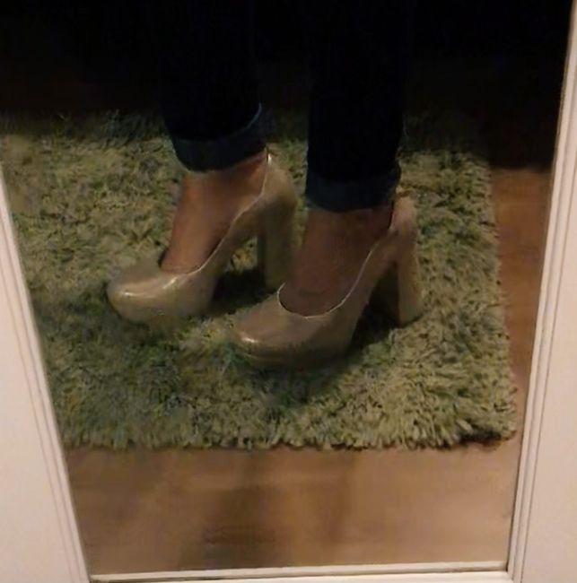 Argollas y zapatos para el matri✨ - 1