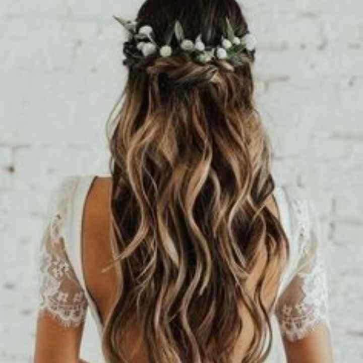 Ideas de peinado 👰🏻♀️👰🏻♀️👰🏻♀️ - 1