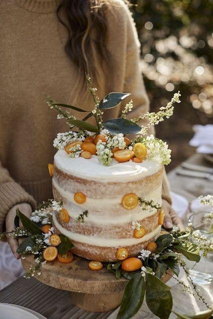 Torta nupcial: ¿Sencilla o con todo? 8