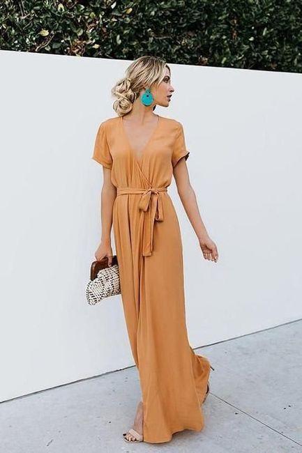 Como vestir para una boda... reglas básicas !!! 5
