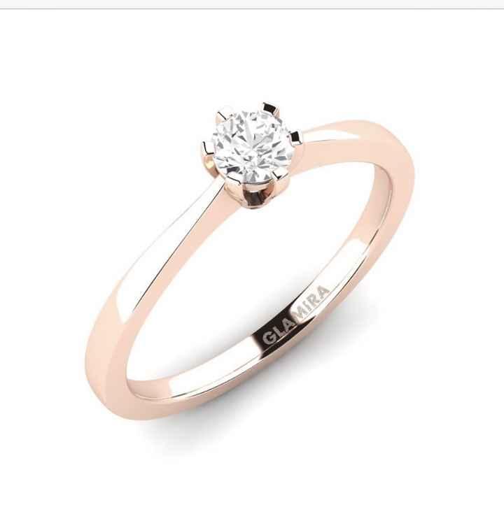anillo de compromiso - 3