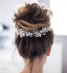 Peinados recogidos para  novia 2