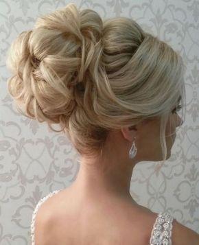 Peinados recogidos para  novia 3