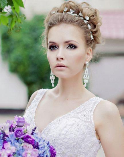 Peinados recogidos para  novia 9
