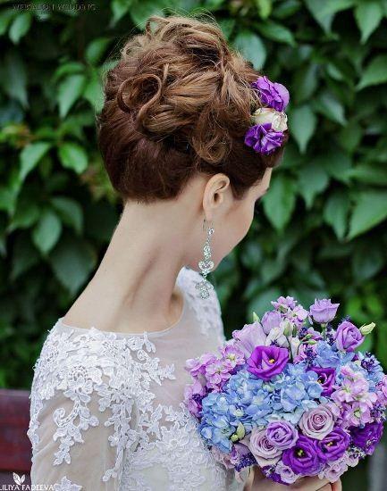 Peinados recogidos para  novia 13