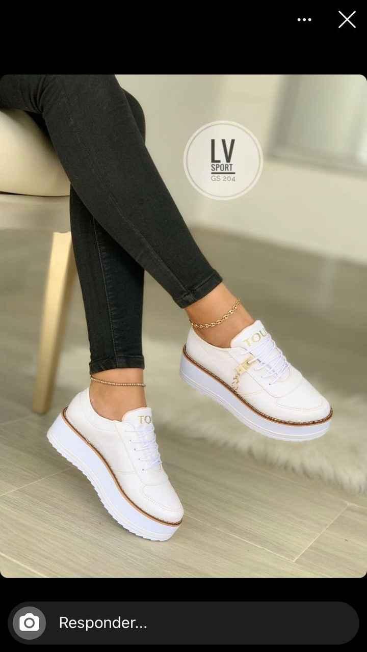 Zapatillas novi - 1