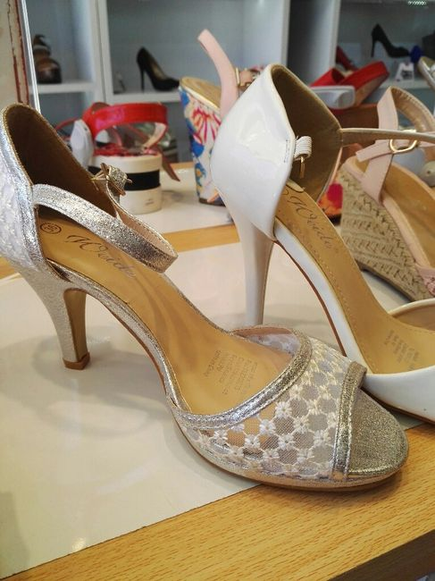 1367e217f7 Mis zapatos para el matrimonio