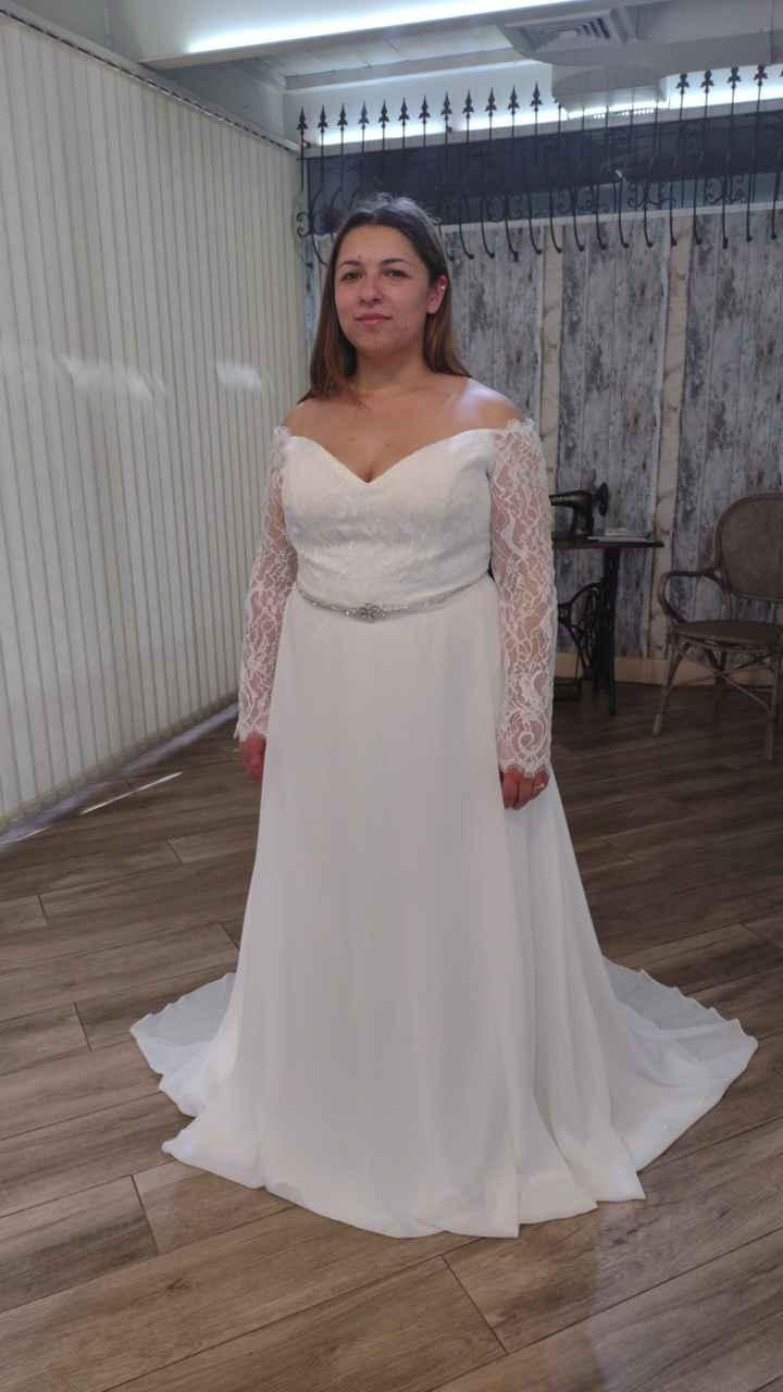 ✨El vestido de novia 3