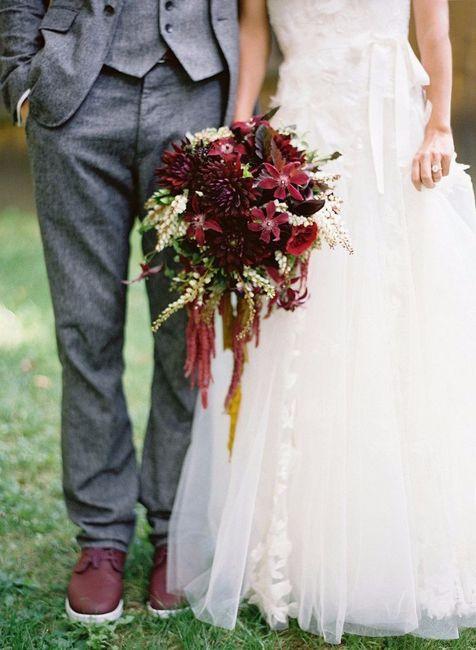 b607d609 Ideas para combinar con tu novio el día de la boda