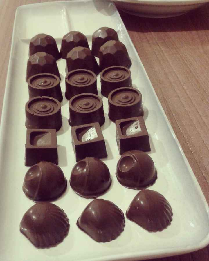 chocolates caseros
