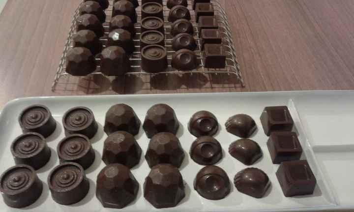 Chocolate y reposteria