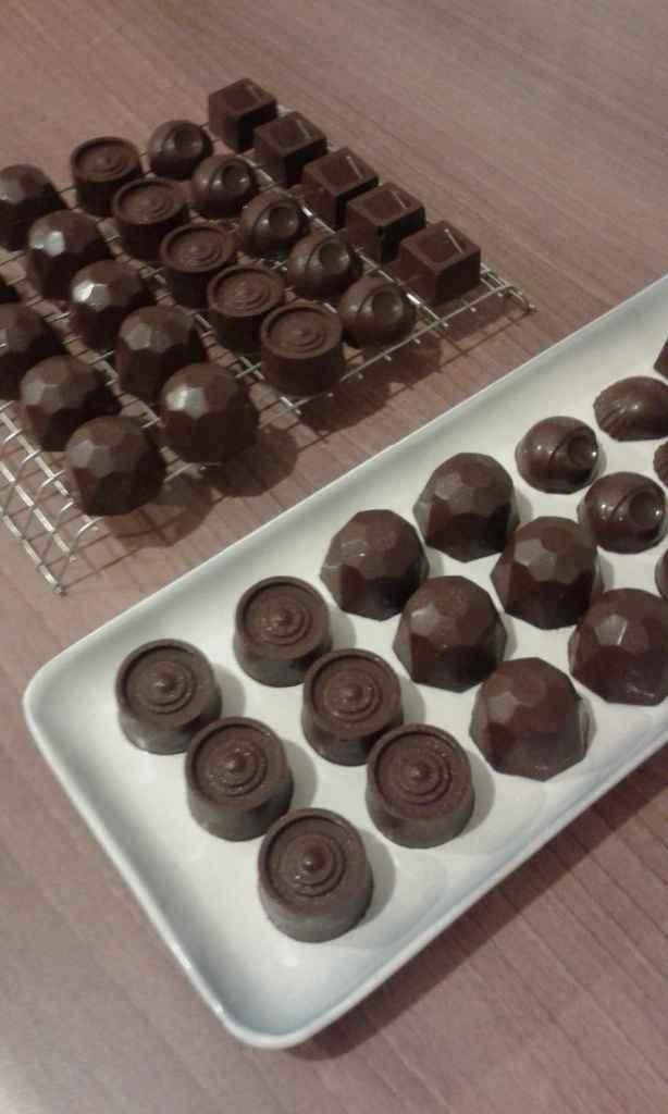 el chocolate es la solucion