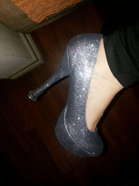 Zapatos con protectores Zapatos con protectores Protectores Tacos 29a2e225086