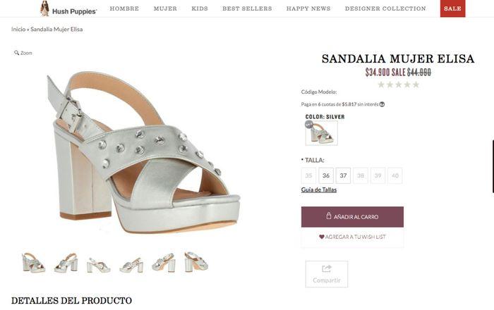 Zapatos novia altos y cómodos 2