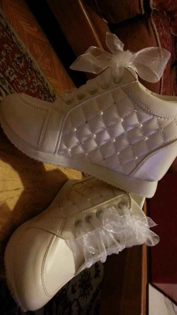 Mall chino: zapatillas de novia económicas - 1