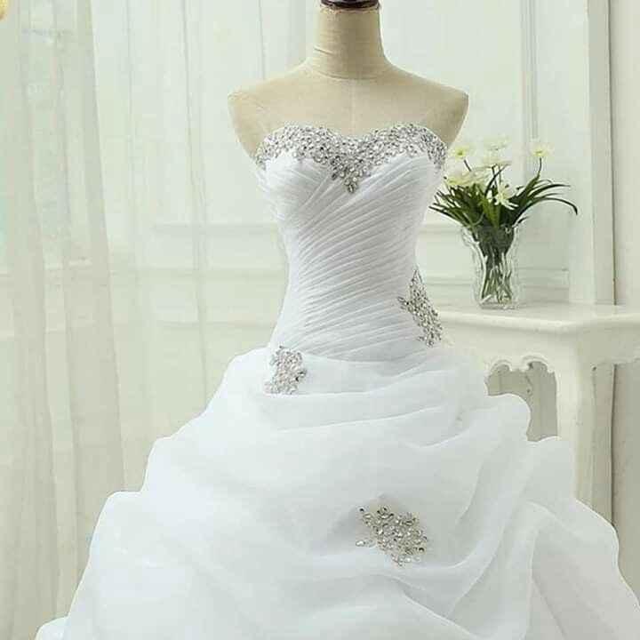 ¡El vestido de mis sueños lo quiero con este detalle! - 1