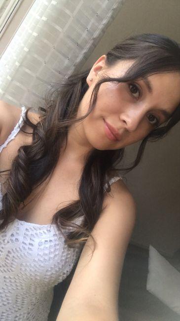 Opiniones prueba de maquillaje y peinado 3