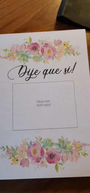 Agendas para matrimonio 1