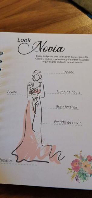 Agendas para matrimonio 3