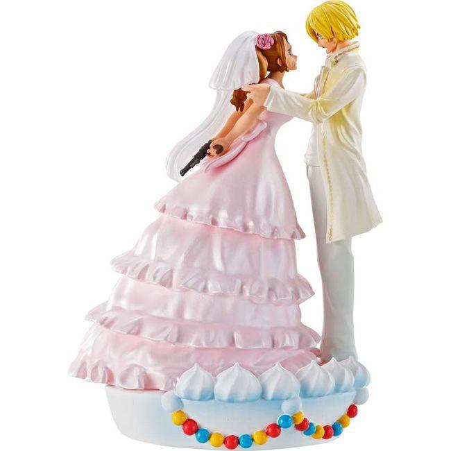 ¿Cómo serán las figuritas de tu pastel de boda? - 1