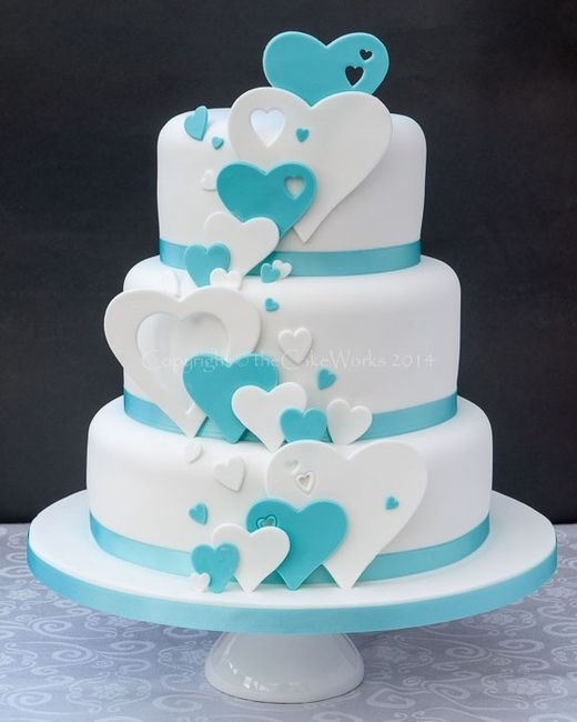 wedding cakes yorkshire area tortas turquesa 26166