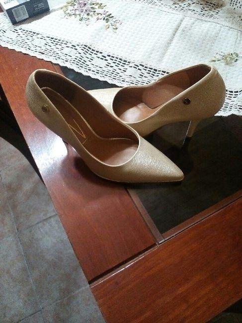 Por fin mis zapatos soñados - 1