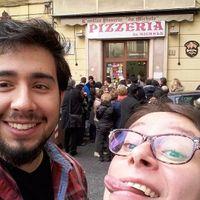 Nápoles ( pizzeria de la pelicula comer,rezar,amar)