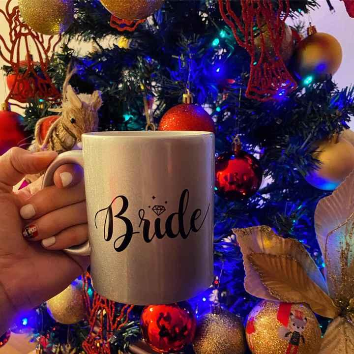 Regalito navideño para novias - 1