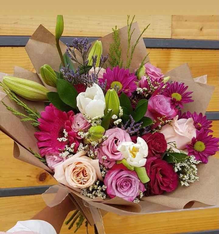💐¿Cuáles flores te gustaría tener en tu ramo?💐 - 1