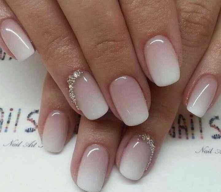 Baby boomer: ¿Te gusta esta técnica de manicure?💅 - 1