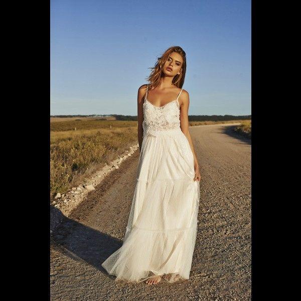 Vestidos de novia de dia campestre