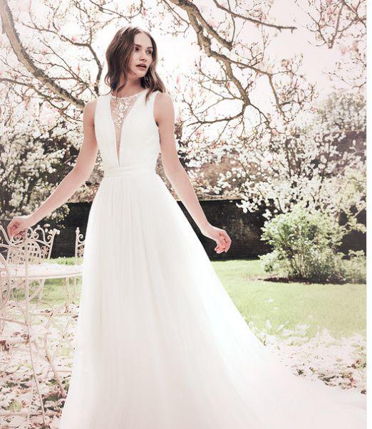 Vestidos de novia en linea baratos