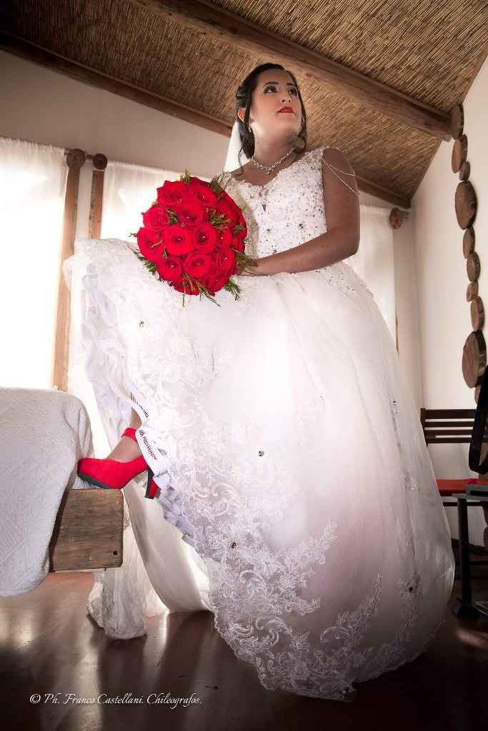 Zapatos rojos!! - 1