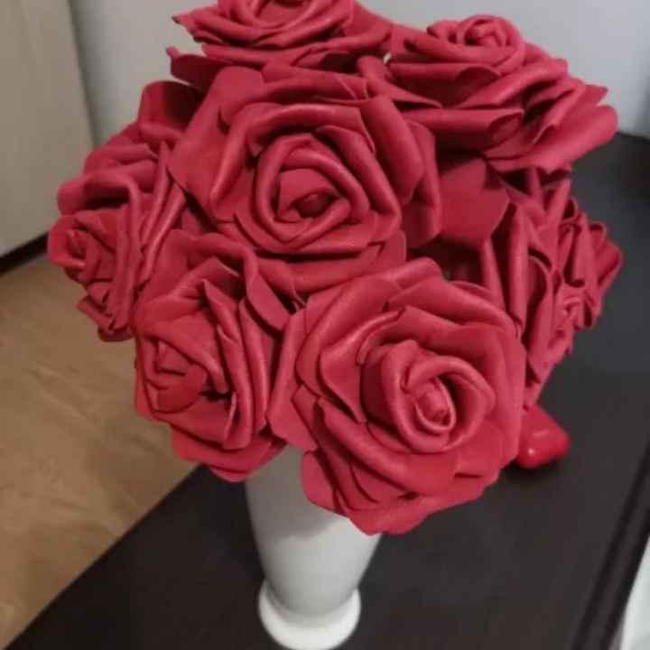 Decoración - ¿flores artificiales? - 2
