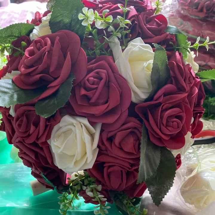 Decoración - ¿flores artificiales? - 3