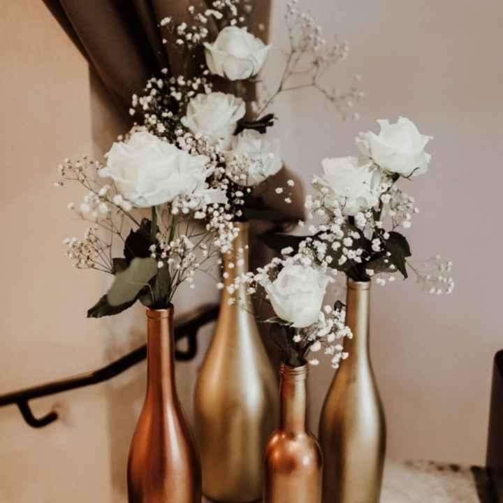 Decoración - ¿flores artificiales? - 4