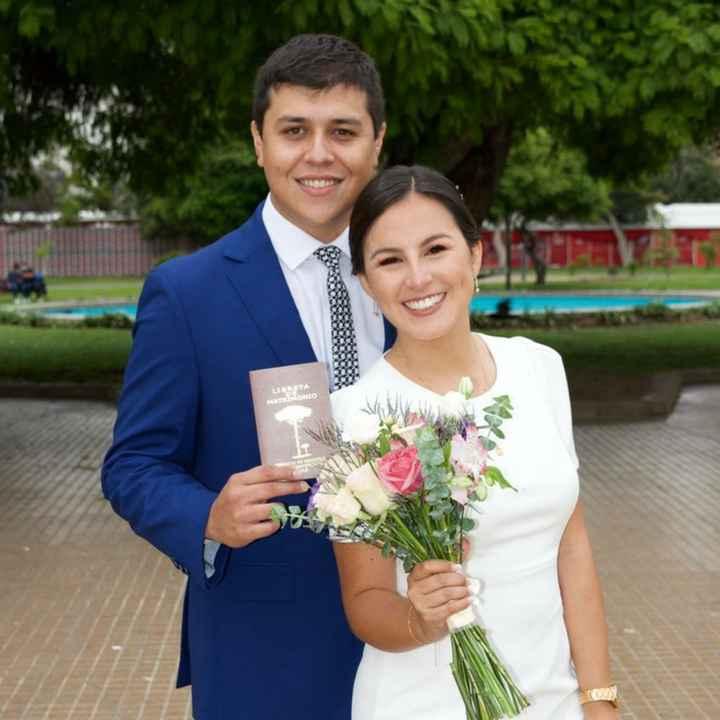Me case por el civil!! - 1