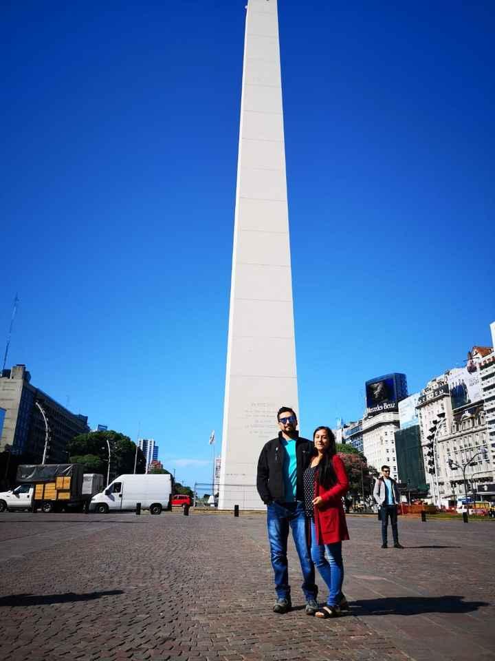 Viaje romántico a Buenos Aires