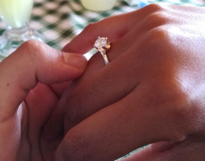 #LoveFriday❤️ - ¡Comparte tu anillo de compromiso! - 1