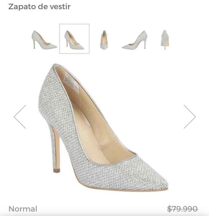 Zapatos plataforma - 1